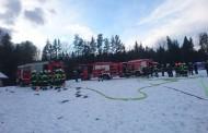 Wirtschaftsgebäudebrand in Gschwendt