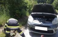 Einsatz - B08: Fahrzeugbrand