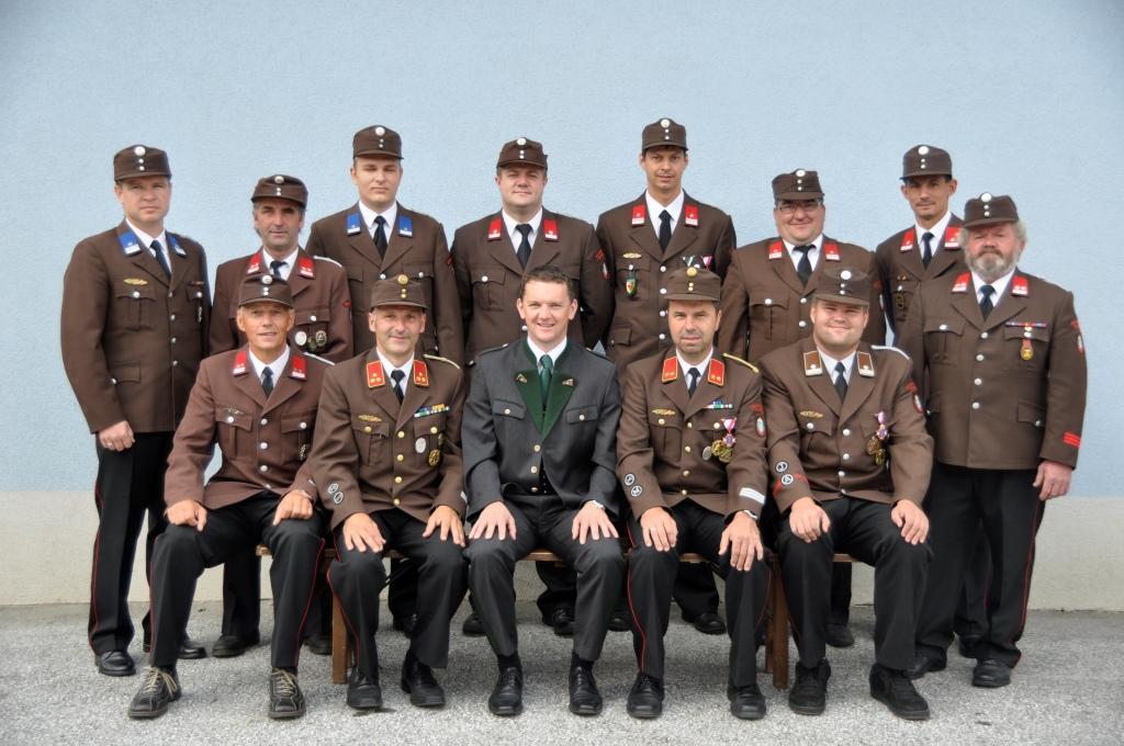 Wehrversammlung mit anschließender Wahl - 27. Jänner 2012