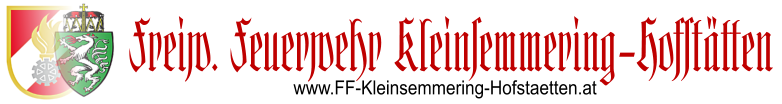 FF Kleinsemmering Hofstätten