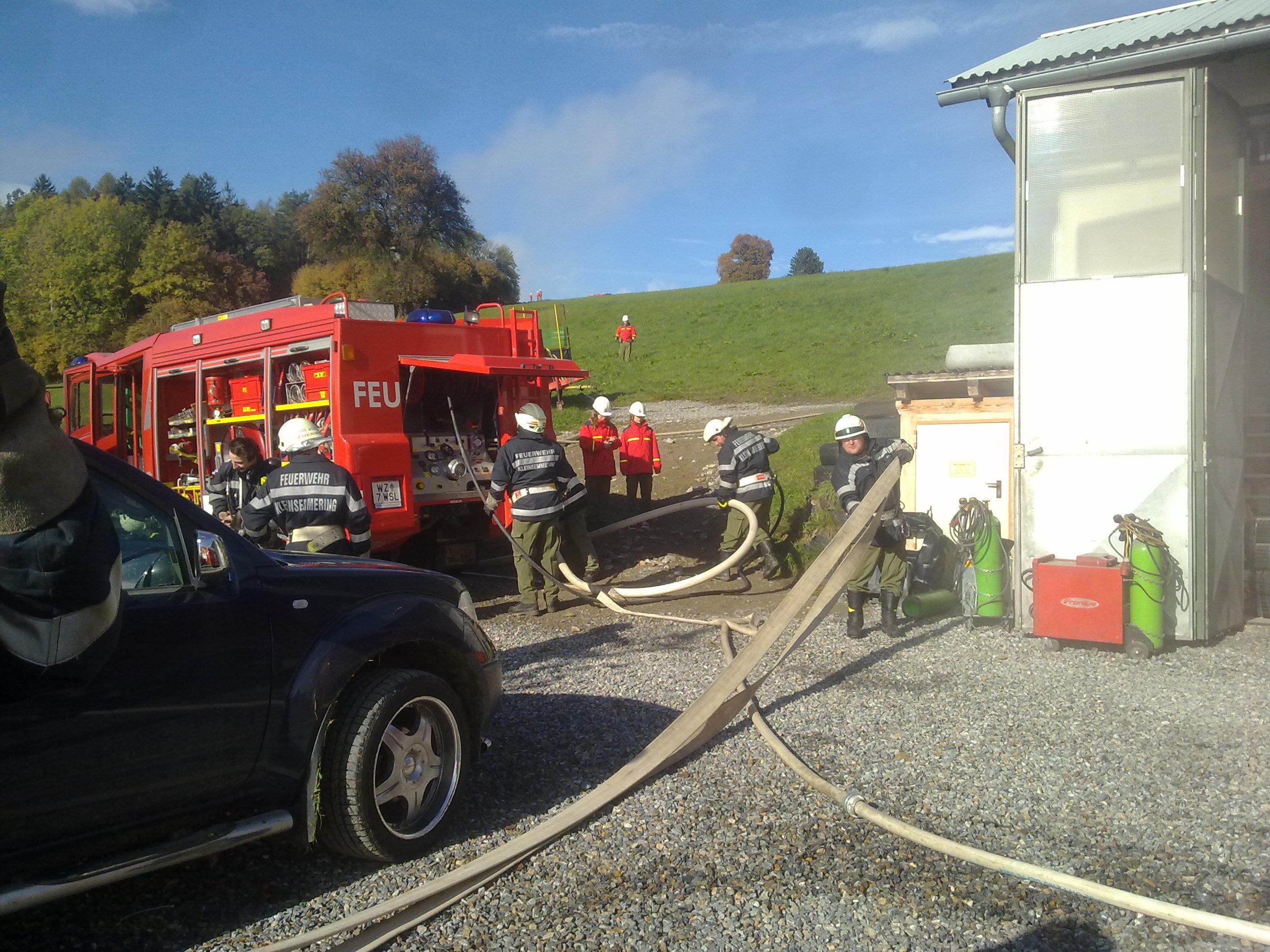 Feuerwehr Ausflug