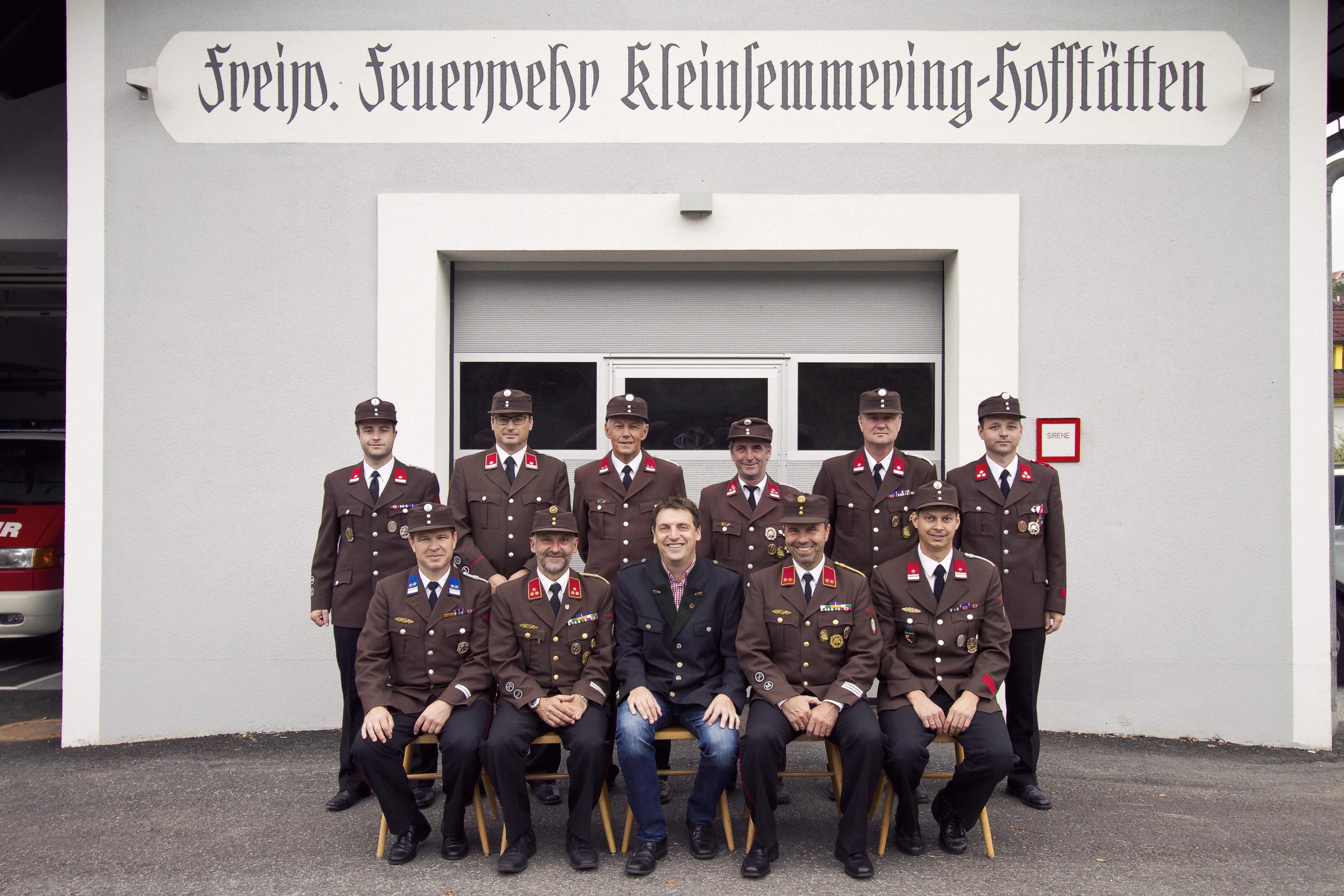 Ausschuss FF Kleinsemmering Hofstätten