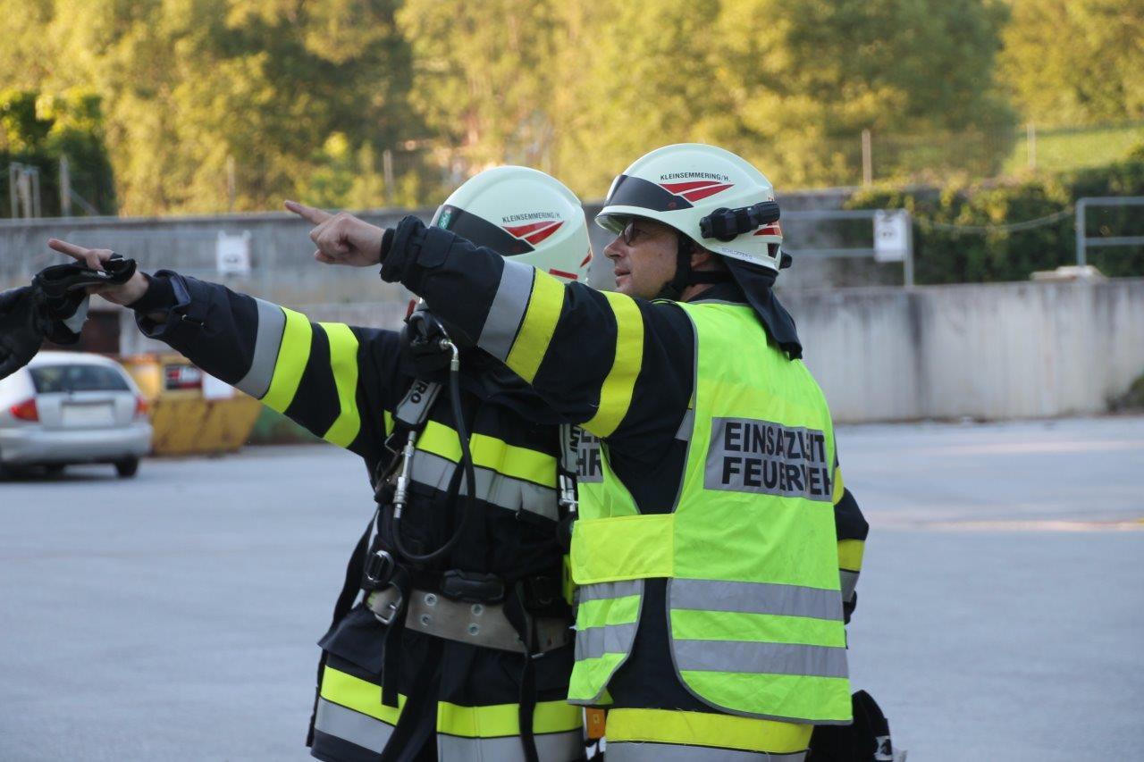 Feuerwehrjugendbereichsmeister in Silber 2017