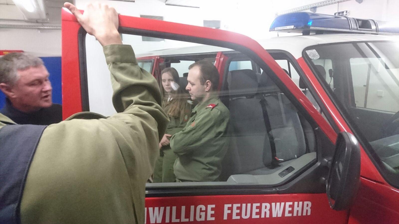 OBI Daniel Reisinger hat Kommandantenprüfung bestanden